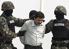 Sinaloa Cartel Boss 'El Chapo' - 12 Feb 2019