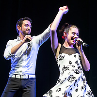 Jeff Grider and Marie Nicole members of 7th Ave. perform Friday, March 29 at El Morro Theatre as part of their spring tour.