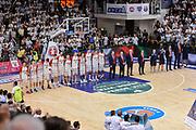 DESCRIZIONE : Campionato 2014/15 Serie A Beko Dinamo Banco di Sardegna Sassari - Grissin Bon Reggio Emilia Finale Playoff Gara4<br /> GIOCATORE : Team Reggio Emilia<br /> CATEGORIA : Before Pregame<br /> SQUADRA : Grissin Bon Reggio Emilia<br /> EVENTO : LegaBasket Serie A Beko 2014/2015<br /> GARA : Dinamo Banco di Sardegna Sassari - Grissin Bon Reggio Emilia Finale Playoff Gara4<br /> DATA : 20/06/2015<br /> SPORT : Pallacanestro <br /> AUTORE : Agenzia Ciamillo-Castoria/L.Canu