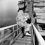Y-620916-04-12. Oregon Restaurant Association first annual convention, Hotel Gearhart, Surfside Motel. September 16/17/18, 1962