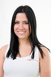 Eva Karner na izboru za Miss Sporta Slovenije 2014, on February 11, 2014 in Ljubljana, Slovenia. Photo by Vid Ponikvar / Sportida