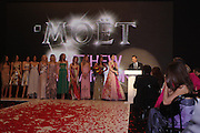 President of Moet, Frederic Cuminar. The Moet & Chandon Fashion Tribute 2005 to Matthew Williamson,  Old Billingsgate market, London. 16th February 2005. ONE TIME USE ONLY - DO NOT ARCHIVE  © Copyright Photograph by Dafydd Jones 66 Stockwell Park Rd. London SW9 0DA Tel 020 7733 0108 www.dafjones.com