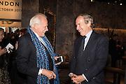 BARON DIEGO VON BUCH; SIMON DE PURY, PAD COLLECTORS PREVIEW NIGHT - BERKELEY SQ. LONDON, MONDAY 3 OCTOBER