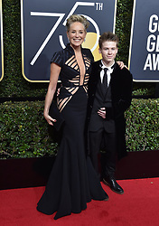 74th Annual Golden Globe Awards - Arrivals. The Beverly Hilton Hotel, Beverly Hills, CA. Pictured: Allison Williams. EVENT January 8, 2016. 07 Jan 2018 Pictured: Sharon Stone. Photo credit: AXELLE/BAUER-GRIFFIN/MEGA TheMegaAgency.com +1 888 505 6342