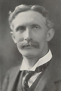 Sir George Paish (1867-1957), financial journalist and economist.