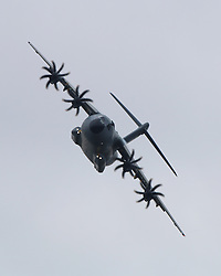 Airbus A400M Atlas, Farnborough International Airshow, London Farnborough Airport UK, 15 July 2016, Photo by Richard Goldschmidt