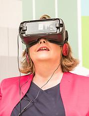 Fiona Hyslop Visits Science Festival | Edinburgh | 11 April 2017
