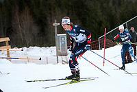 Ski , Fis Nordic Combined , World Cup , Presented by Viessmann<br /> Lillehammer<br /> 04.12.2016<br /> Foto: Dagfinn Limoseth , Digitalsport<br /> Espen Andersen , NOR