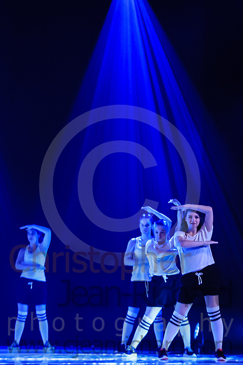 ART: 2015   Colours of Passion: We've Got The Power   Saturday Afternoon Performance -- Week 1<br /> <br /> Lady Power<br /> <br /> choreography: Jemelle Suyat Navat<br /> 15-21 Jahre<br /> <br /> Students and Instructors of Atelier Rainbow Tanzkunst (http://www.art-kunst.ch/) rehearse on the stage of the Schinzenhof for a series of performances in June, 2015.<br /> <br /> Schinzenhof, Alte Landstrasse 24 8810 Horgen Switzerland