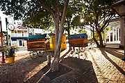 Bahama Village market section of Key West, Florida.