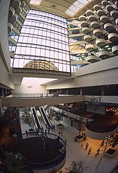 Stock photo of the Houston Galleria.