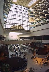 Stock photo of the Houston Galleria.