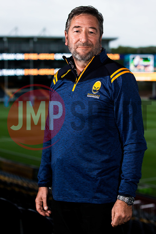 Worcester Warriors Operations Director Peter Kelly - Mandatory by-line: Robbie Stephenson/JMP - 30/09/2020 - RUGBY - Sixways Stadium - Worcester, England - Worcester Warriors Owners