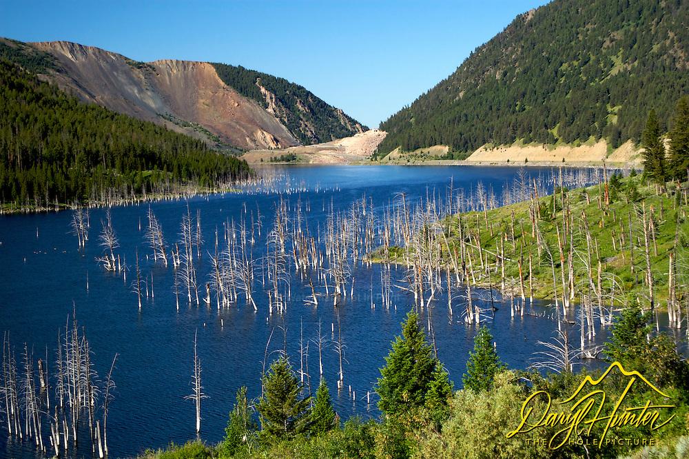 Quake Lake, West Yellowstone Montana