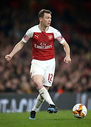 Arsenal's Stephan Lichtsteiner