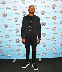Vincent Kompany arriving for the All or Nothing: Manchester City, world premiere at Vue Printworks, Manchester.