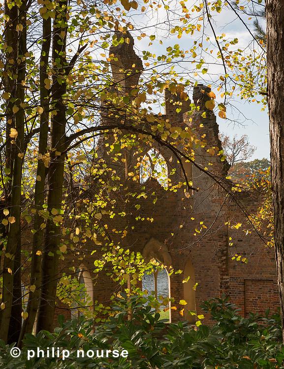 Painshill landscape gardens, Surrey