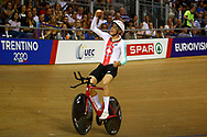 Men Individual Pursuit, Claudio Imhof Switzerland), Bronze medal, during the Track Cycling European Championships Glasgow 2018, at Sir Chris Hoy Velodrome, in Glasgow, Great Britain, Day 4, on August 5, 2018 - Photo Luca Bettini / BettiniPhoto / ProSportsImages / DPPI - Belgium out, Spain out, Italy out, Netherlands out -