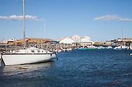 Francia, Sète: Haut, Il quartiere dei pescatori.                        France, Sete: Haut, The fishermen's neighborhood.