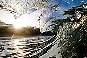 Crescent Bay in Laguna Beach California