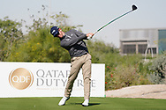 Brandon Stone (RSA) on the 2nd during the Pro-Am of the Commercial Bank Qatar Masters 2020 at the Education City Golf Club, Doha, Qatar . 04/03/2020<br /> Picture: Golffile   Thos Caffrey<br /> <br /> <br /> All photo usage must carry mandatory copyright credit (© Golffile   Thos Caffrey)