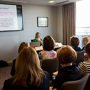 23.05.2018.       <br /> Today, the Institute of Community Health Nursing (ICHN) hosted its 2018 community nurse awards in association with Home Instead Senior Care, at its annual nursing conference, in the Strand Hotel Limerick, rewarding public health nurses for their dedication to community care across the country. <br /> <br /> . Picture: Alan Place