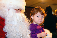 Santa Claus heres Christmas wishes
