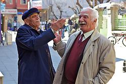Older Men Having Fun