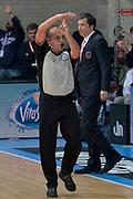 DESCRIZIONE : Final Eight Coppa Italia 2015 Finale Olimpia EA7 Emporio Armani Milano - Dinamo Banco di Sardegna Sassari<br /> GIOCATORE : Gianluca Sardella arbitro<br /> CATEGORIA : arbitro mani<br /> SQUADRA : arbitro<br /> EVENTO : Final Eight Coppa Italia 2015<br /> GARA : Olimpia EA7 Emporio Armani Milano - Dinamo Banco di Sardegna Sassari<br /> DATA : 22/02/2015<br /> SPORT : Pallacanestro <br /> AUTORE : Agenzia Ciamillo-Castoria/Max.Ceretti