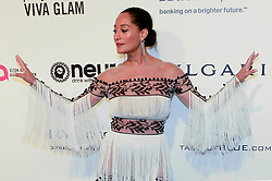 Tracee Ellis Ross arriving at the Elton John Oscar Party in Beverly Hills, Los Angeles, USA.