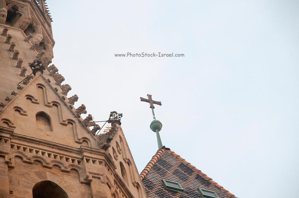 The Stephansdom (St. Stephen's Cathedral) at Stephansplatz, Vienna, Austria