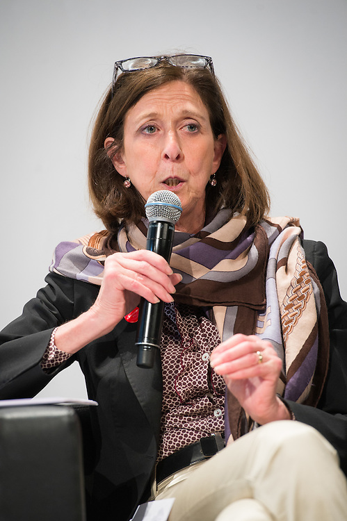 04 June 2015 - Belgium - Brussels - European Development Days - EDD - Health - Realising the right to health for all by 2030 - Time for a paradigm shift towards equity in healthcare - Lydia Mutsch , Minister of Health and Equal Opportunity , Luxembourg © European Union