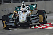 31 August - 2 September, 2012, Baltimore, Maryland USA.Ed Carpenter (20) .(c)2012, Jamey Price.LAT Photo USA