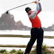 Robert Garrigus at the 2009 AT&T Pebble Beach Pro Am