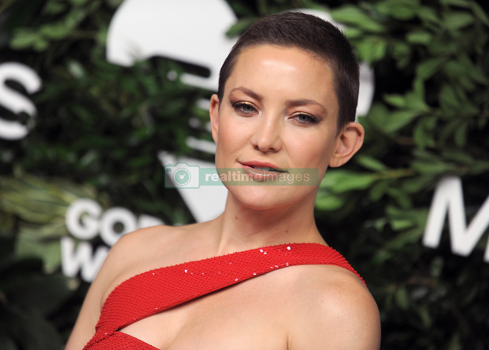 October 17, 2017 - New York City, New York, USA - 2017.10/16/17.Kate Hudson at The 11th Annual God''s Love We Deliver Golden Heart Awards in New York City. (Credit Image: © Starmax/Newscom via ZUMA Press)