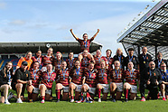 Featherstone Rovers v Huddersfield Giants 101021