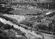 "Ackroyd 00981-8. ""Pendleton Round-Up. Aerials. September 17, 1948"" (5x7"")"