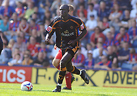 Seyi Olofinjana  (Wolves). Crystal Palace v Wolverhampton Wanderers. 14/4/2007 Credit : Colorsport / Andrew Cowie