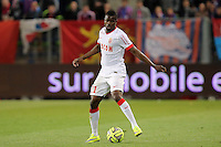 Elderson ECHIEJILE  - 10.04.2015 - Caen / Monaco - 32e journee Ligue 1<br />