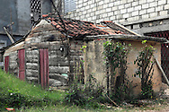 Small house in Ciego de Avila, Cuba.