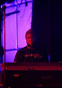 New York, NY-January 26: Recording Artist Robert Glasper performs during the Robert Glasper Grammy Joint 2018 featuring the new project called August Greene featuring Common, Robert Glasper and Karriem Riggins held at the Highline Ballroom on January 26, 2018 in New York City.  (Photo by Terrence Jennings/terrencejennings.com)