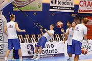 Mladen Stolic<br /> Betaland Capo D'Orlando allenamento precampionato<br /> Lega Basket Serie A 2016/2017 <br /> Capo D'Orlando 02/09/2016<br /> Foto Ciamillo-Castoria