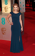 Feb 8, 2015 - EE British Academy Film Awards 2015 - Red Carpet Arrivals at Royal Opera House<br /> <br /> Pictured: MyAnna Buring<br /> ©Exclusivepix Media