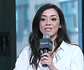 "AOL Build Speaker Series - Aimee Garcia, ""Rush Hour"""