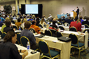 Alcor Life Extension (Cryonic) Company Conference held in California.  Cryonics is a speculative life support technology that seeks to preserve human life in a state that will be viable and treatable by future medicine.