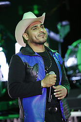 ANAHEIM, CA - OCTOBER 13: Mexican Regional music singer Espinoza Paz performs live on stage at the M3 Live in Anaheim, California on October 13, 2017.  Byline, credit, TV usage, web usage or linkback must read SILVEXPHOTO.COM. Failure to byline correctly will incur double the agreed fee. Tel: +1 714 504 6870.