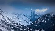 Argentiere, Savoie, Alps