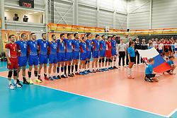 20170525 NED: 2018 FIVB Volleyball World Championship qualification, Koog aan de Zaan<br />Team Slovakia <br />©2017-FotoHoogendoorn.nl / Pim Waslander