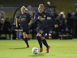 February 20, 2019 - Sheffield, United Kingdom - Lauren James (Manchester United) on the attack during the  FA Women's Championship football match between Sheffield United Women and Manchester United Women at the Olympic Legacy Stadium, on February 20th Sheffield, England. (Credit Image: © Action Foto Sport/NurPhoto via ZUMA Press)