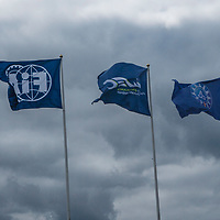 Flags at FIA WEC 6 Hours of Silverstone 2017, Silverstone International Circuit, on 13.04.2017